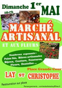 Marché artisanal2016
